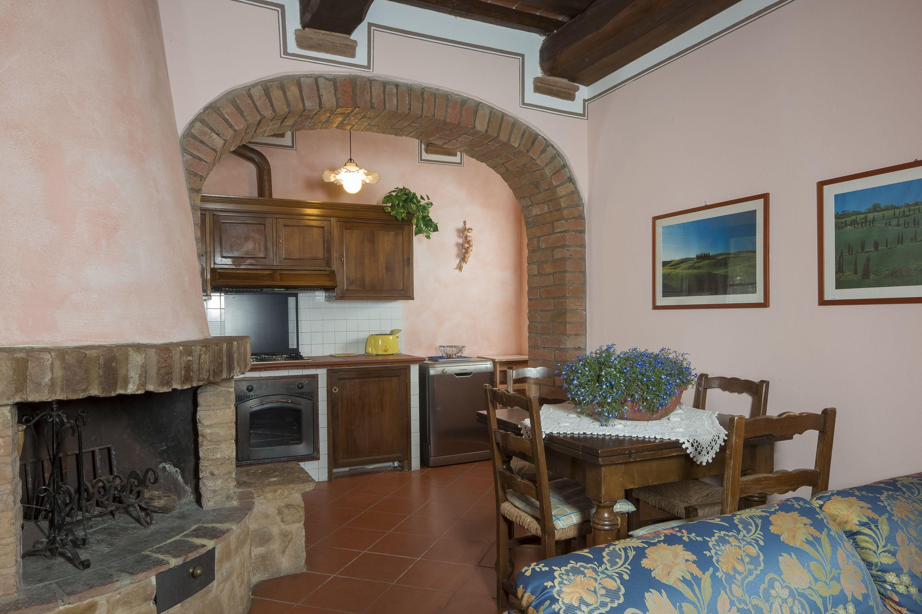 Apartment Agriturismo Il Sapito - Cherubini Holiday Home photo 16678067