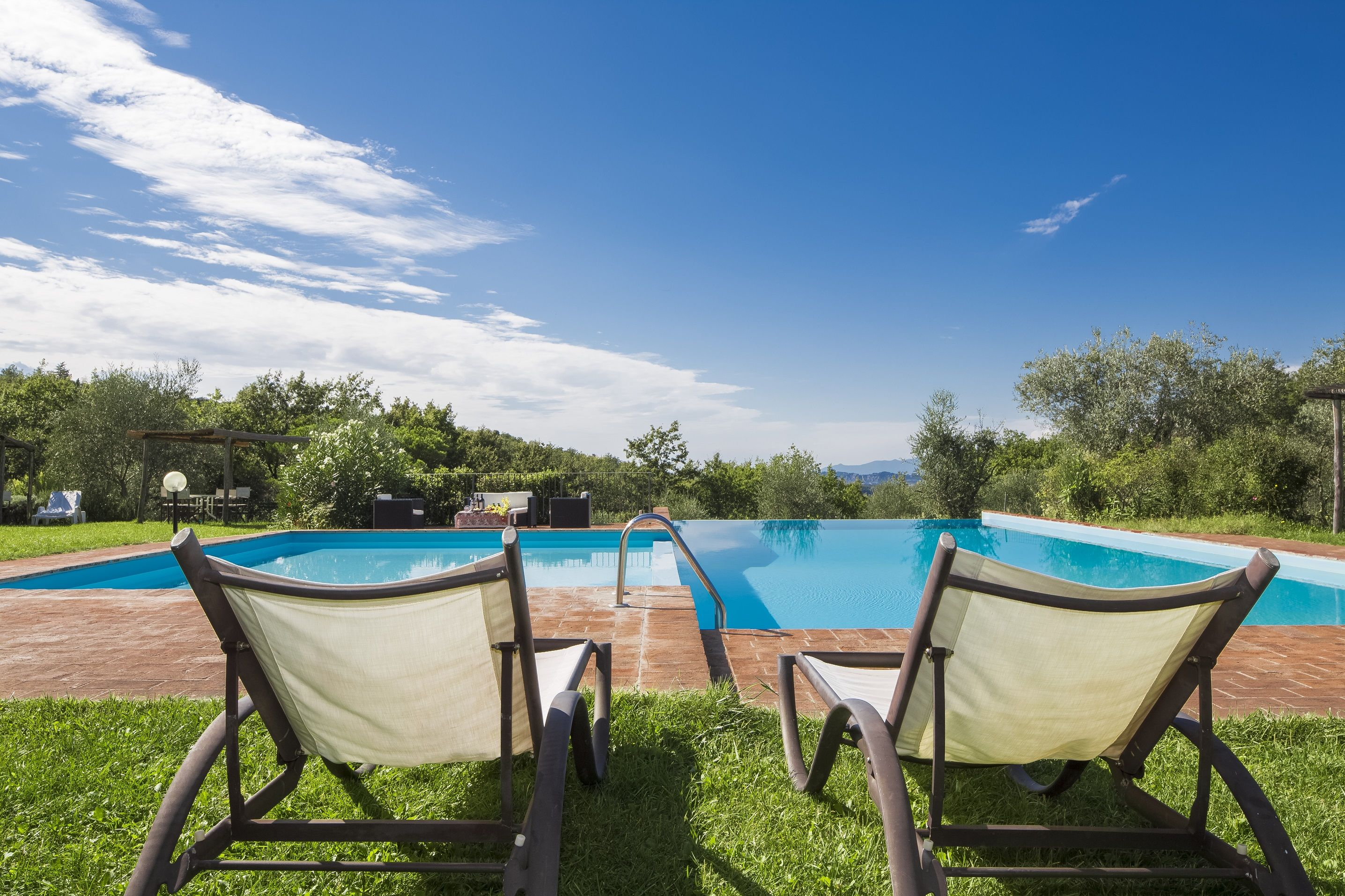 Tuscany, IT Podere La Casetta - Loggia Holiday Home