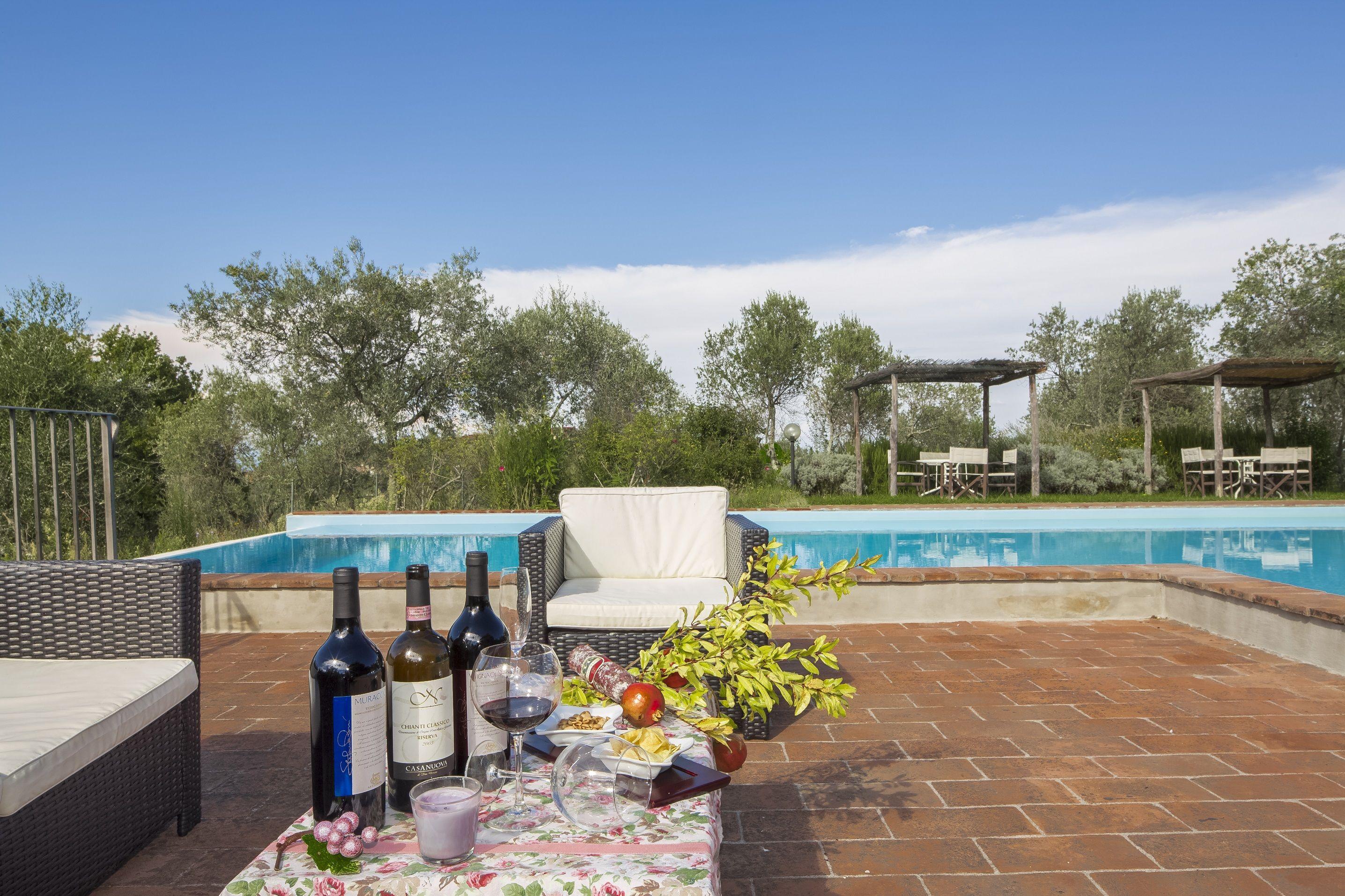 Apartment Podere La Casetta - Fienile Holiday Home photo 19184230