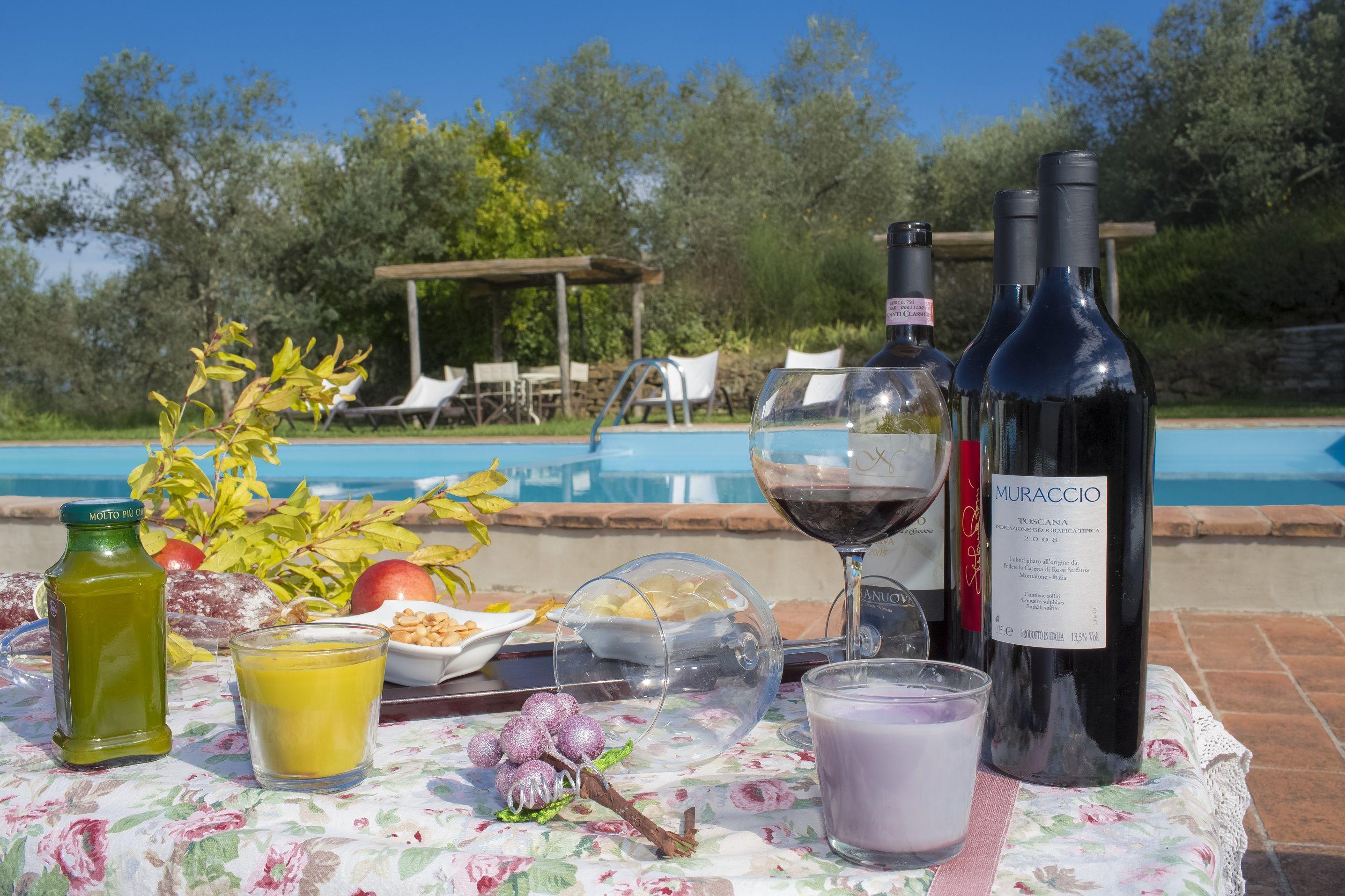 Apartment Podere La Casetta - Granaio Holiday Home photo 18580799