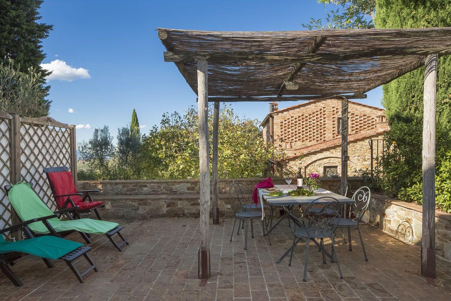 Apartment Podere La Casetta - Granaio Holiday Home photo 18289893