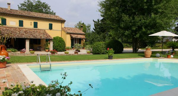 Ferienhaus Villa Bonaparte (2707336), Pesaro, Pesaro und Urbino, Marken, Italien, Bild 2